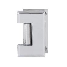 Dobradiça para Porta de Box de Vidro Polido até 15kg 1 peça