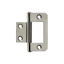 Dobradiça para Porta Simples 38x20mm Prata 2 peças