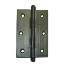 """Dobradiça para Porta 3.1/2x2.3/8"""" Aço Antique Ferragens Pagé 3 peças"""
