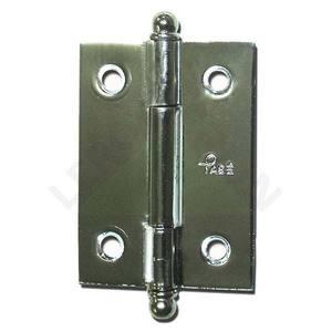 Dobradiça Porta Aço 38mm - Ferragens Pagé