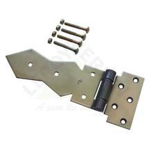 Dobradiça Portão Aço 76,2mm - Ferragens Pagé