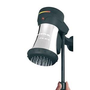 Ducha Elétrica Abs Cromado Eletrônica Flex 110V 5500W Corona