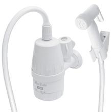 Ducha Higiênica Termoplástico Branco Acqua Flex 4000W 127V C/Flexível Comprimento 120cm Fame
