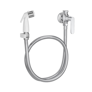 Ducha Higiênica Metal ABS 1,2m Cromado Flex Plus Deca