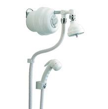 Ducha Standard Branca 5 Temperaturas com Desviador 220V 6500W AQ065 Cardal