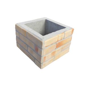 Duto Concreto 0,27x30x25cm Sol Nascente Fortal