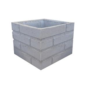Duto de Concreto Alongador Tijolinho Cru Fortal