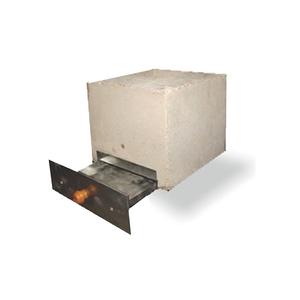 Duto de Concreto com Registro Galvanizado Fortal