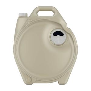 Reservatório Coletor Ecobanho 6 litros 0,41x0,335cm Polietileno Fortlev