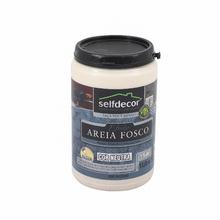 Efeito Areia Fosco Selfdecor Neutro 1L Bricolagem