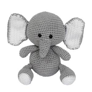Crochet Amigurumi Elefante Grande Animal Relleno   Etsy   300x300