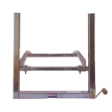 Elevador de grelha Aço Inox 64x47cm Upgrill
