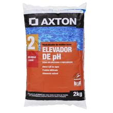 Elevador de pH Granulado 2Kg Axton