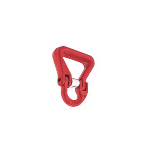 Elo de Ligação até 3,15T 102mmx63mm Vermelho 366110 Worker