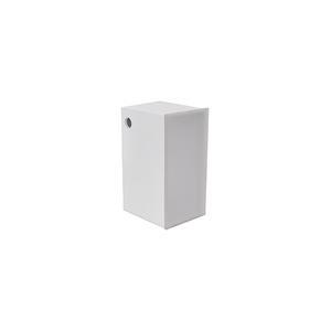 Embutido de Parede Attena 80x40cm Branco Bivolt