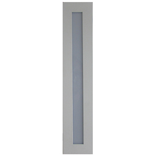 Embutido de Parede LED Metal Técnica Retangular Metal Branco 5W Bivolt