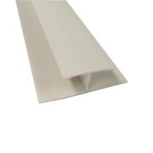 Emenda Flexível de PVC 400x25cm Qualiplast