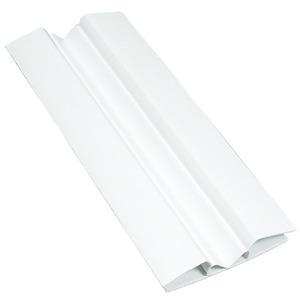 EMENDA FLEXIVEL PVC BRANCA P/FORRO COMPRIMENTO 300,00 CM ESPESSURA 0,8 CM FEMEA VIPAL