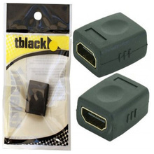 Emenda HDMI F Gold Tblack Tblack