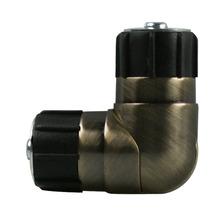 Emenda Lateral Ouro Velho 28mm Vedor