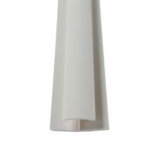 Emenda Rígido de PVC 300X3,3cm Axion