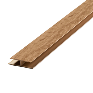 Emenda Rústico de PVC Amêndoa 6m Araforros