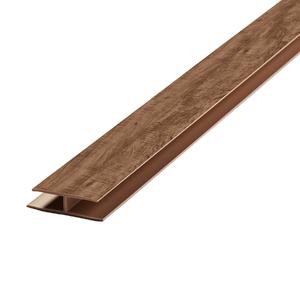 Emenda Rústico de PVC Castanho 6m Araforros