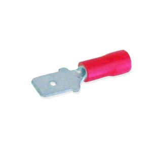 Engate Macho Isolado para Fios 0,5-1,5 mm² com 20Unidades A.Santos