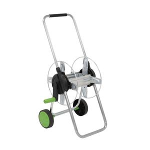 Enrolador de Mangueira até 60m Premium Geolia