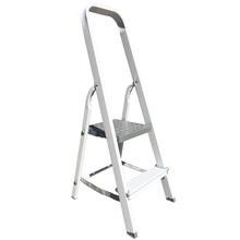 Escada 2 Degraus Alumínio 1m 120kg Prado