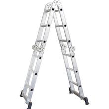 Escada 4x4 Multifunção Alumínio Prado