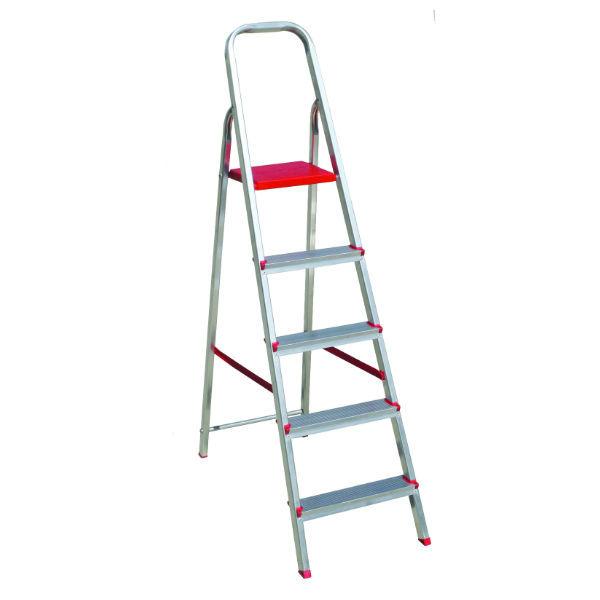 35d7a38cc1 Escada 5 Degraus Alumínio e Polipropileno Botafogo