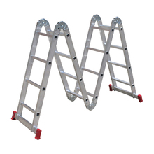 Escada Articulada 4x4 degraus 13