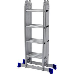 Escada Articulavel 8X1 Al 16 Degraus M Mor