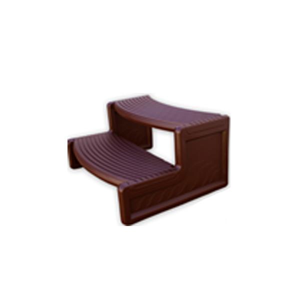 escada de madeira para spa 6473 100m jacuzzi leroy merlin. Black Bedroom Furniture Sets. Home Design Ideas