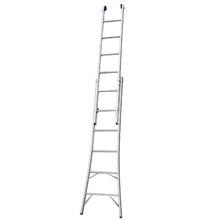 Escada Extensível 3,30m com 3 Lances 2x6 12 Degraus Mor