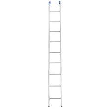 Escada Extensível em Alumínio 4,77m 2x9 18 Degraus Mor