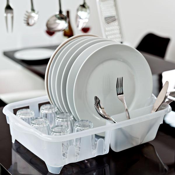 Escorredor de prato sobre pia 15 pratos pl stico branco for Leroy merlin prato