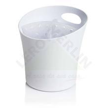 Escorredor de Talher Plástico Branco  Organizar Martiplast