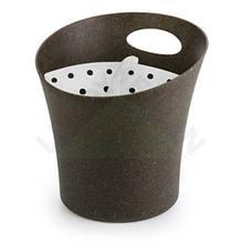 Escorredor de Talher Plástico Madeira  Eco Martiplast