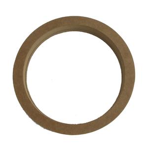 Escotilha para Portas Redonda 18cm Home Wood