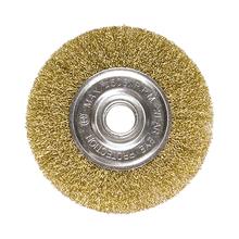 Escova de Aço Circular 150x22mm MTX