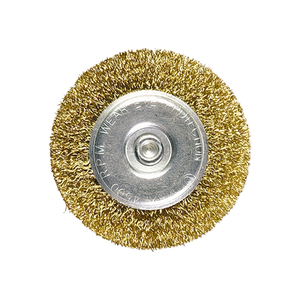 Escova de Aço Circular 50x6mm MTX