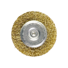 Escova de Aço Circular 60x6mm MTX