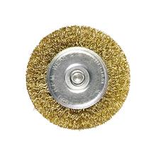 Escova de Aço Circular 75x6mm MTX