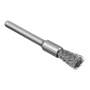 Escova pincél Aço inox Eccofer 4mm
