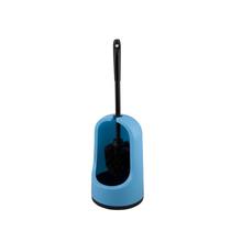 Escova Sanitária Azul e Preta em Plástico Joy Importada