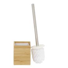 Escova Sanitária Bamboo Quadraa Bamboo Natural Sensea