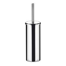Escova Sanitária Metal Cilíndrico Prata Brinox