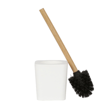Escova Sanitária Plástico Quadraa Branco Scandi Sensea